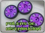 polenas de distribicion