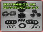 recambios diferencial